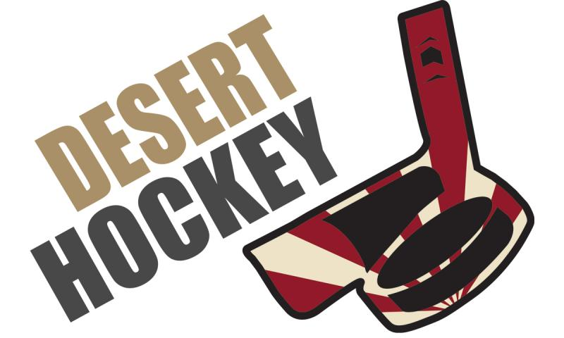 Desert Hockey Development Logo