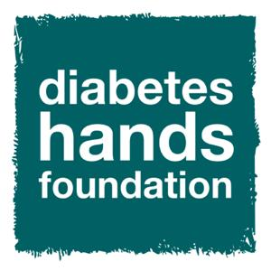 Diabetes Hands Foundation Logo