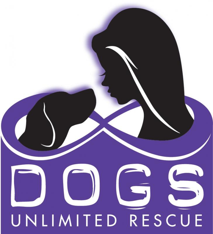 Dogs Unlimited Rescue Logo