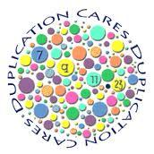 DUPLICATION CARES INC Logo