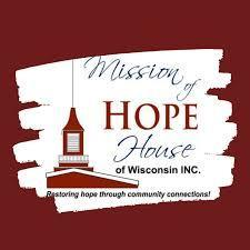 Mission Of Hope House Of Wisconsin Inc Logo