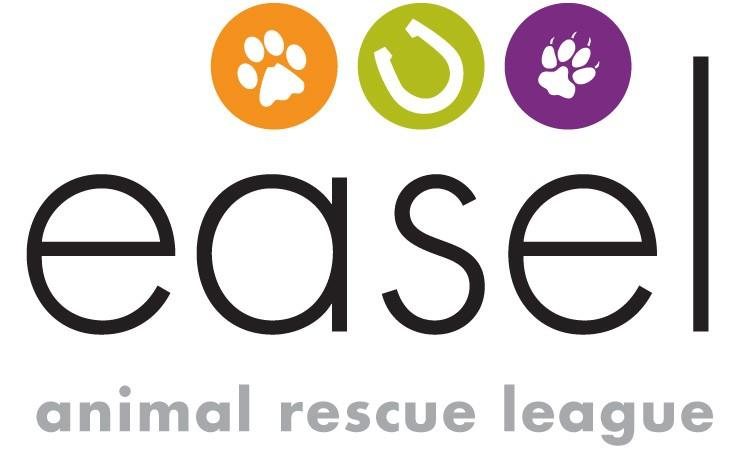 EASEL Animal Rescue League Logo