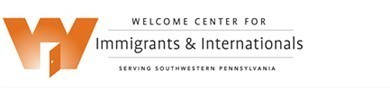 Welcome Center for Immigrants and Internationals Logo