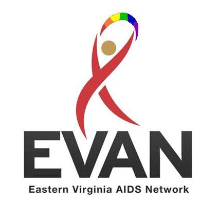 EVAN (Eastern Virginia AIDS Network) Logo