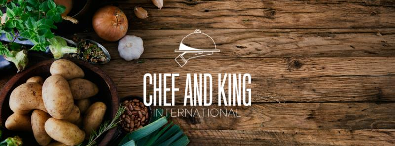 Chef and King International, Inc. Logo