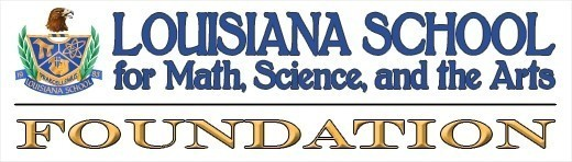 Louisiana School for Math Science and the Arts Foundation Inc. Logo