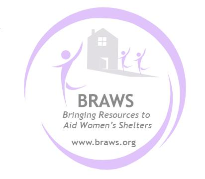 Braws-Bringing Resources To Aid Womens Shelters Logo