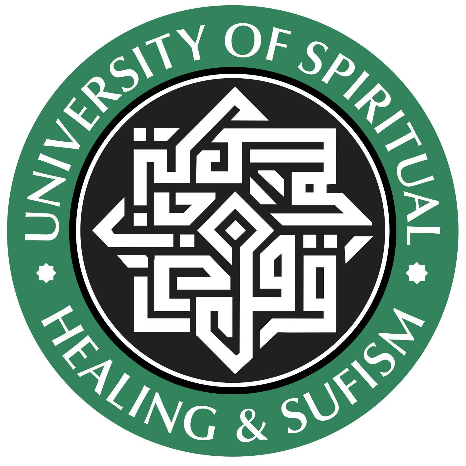 THE UNIVERSITY OF SPIRITUAL HEALING AND SUFISM Logo