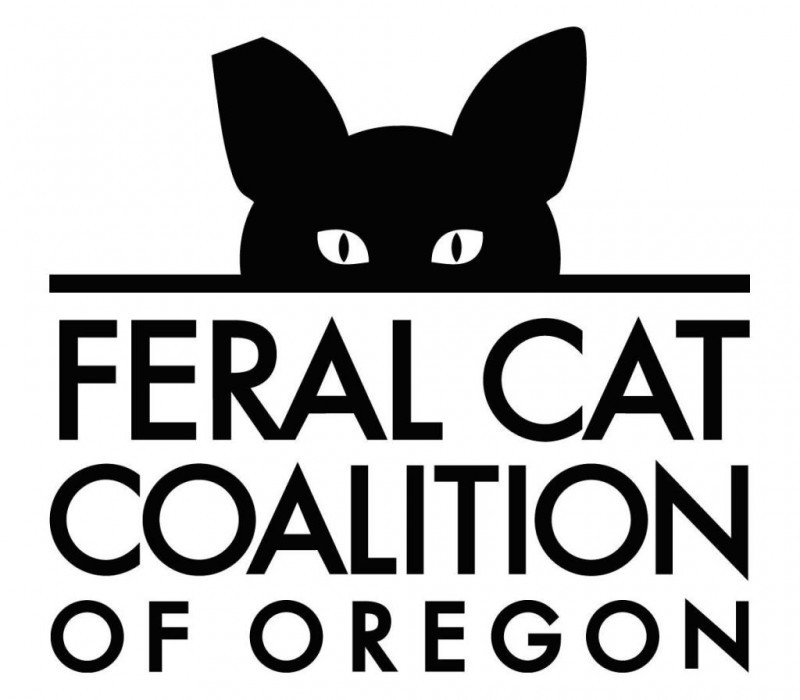The Feral Cat Coalition of Oregon Logo