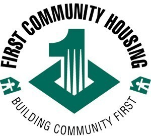 First Community Housing Logo