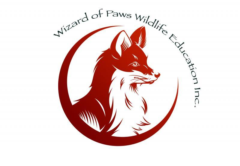 Wizard Of Paws Wildlife Education Inc Logo