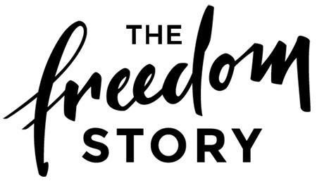 The Freedom Story (Formerly The SOLD Project) Logo