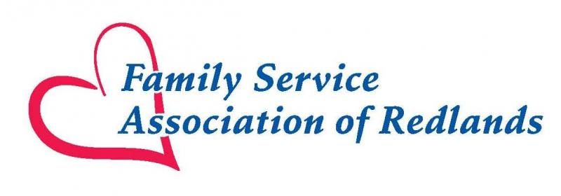 Family Service Association of Redlands Logo