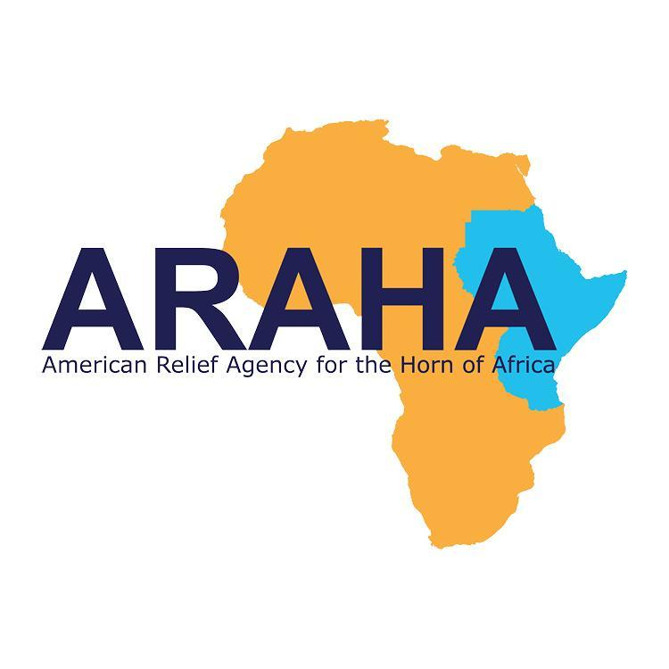 American Relief Agency for the Horn of Africa (ARAHA) Logo