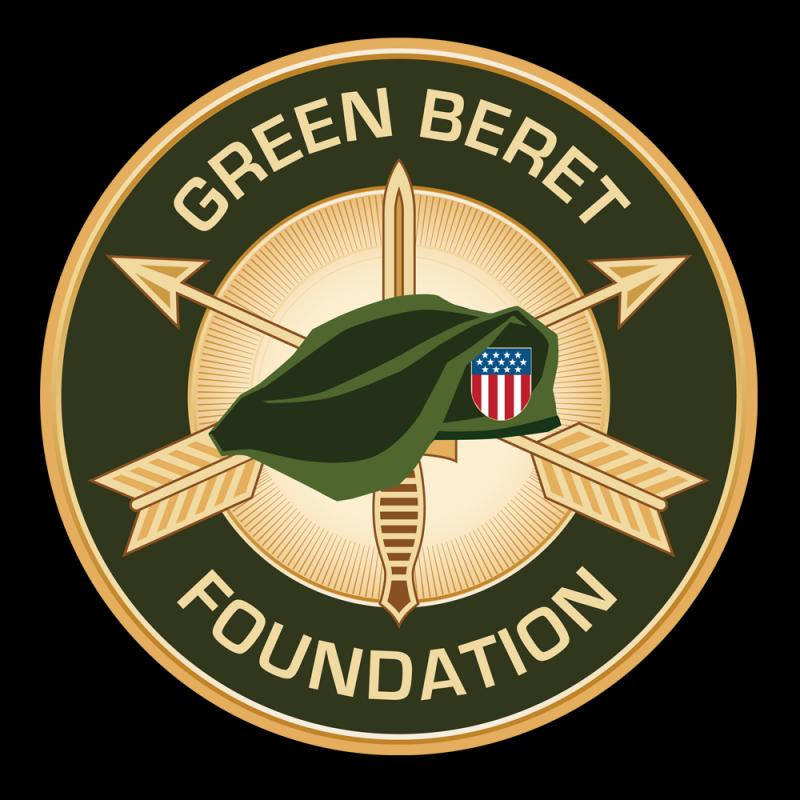 Green Beret Foundation Logo