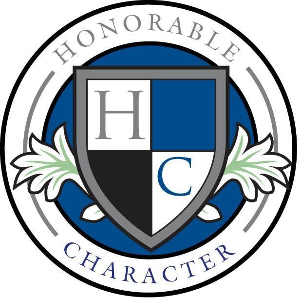 HONORABLE CHARACTER, Inc. Logo