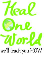 Heal One World Logo