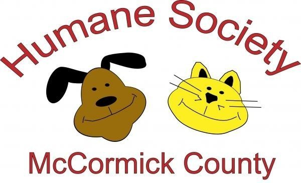 The Humane Society of McCormick County Logo