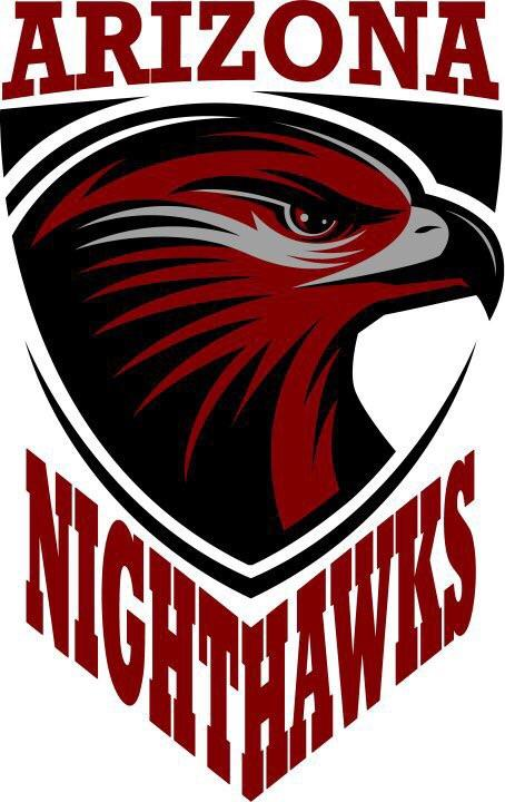 AZ NIGHTHAWKS ATHLETIC CLUB INC Logo