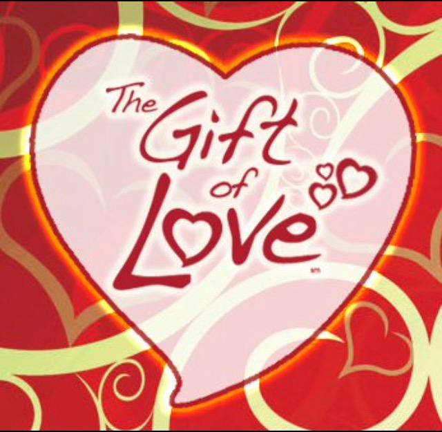 The Gift of Love Logo