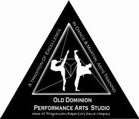 Old Dominion Performance Arts Studio Inc. Logo