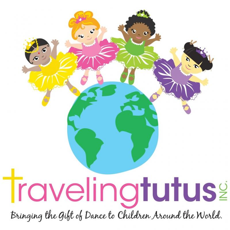 Traveling Tutus Inc. Logo