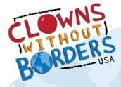 CLOWNS WITHOUT BORDERS Inc Logo