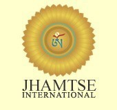 Jhamtse International Logo