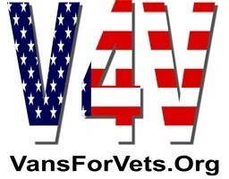 Vans For Vets Org Logo