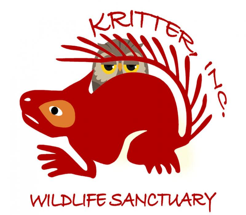 Kritter Inc Wildlife Sanctuary Logo