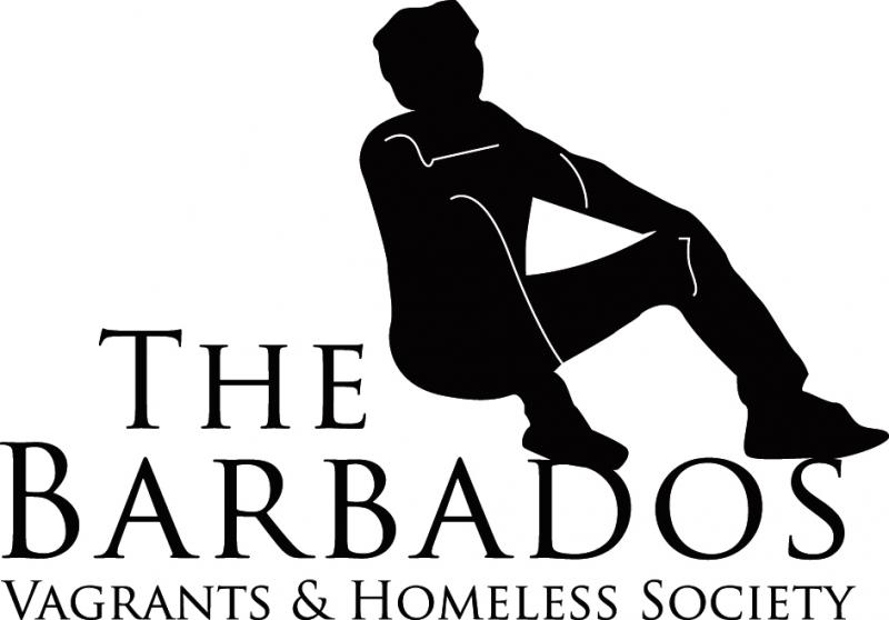 The Barbados Vagrants & Homeless Society Logo