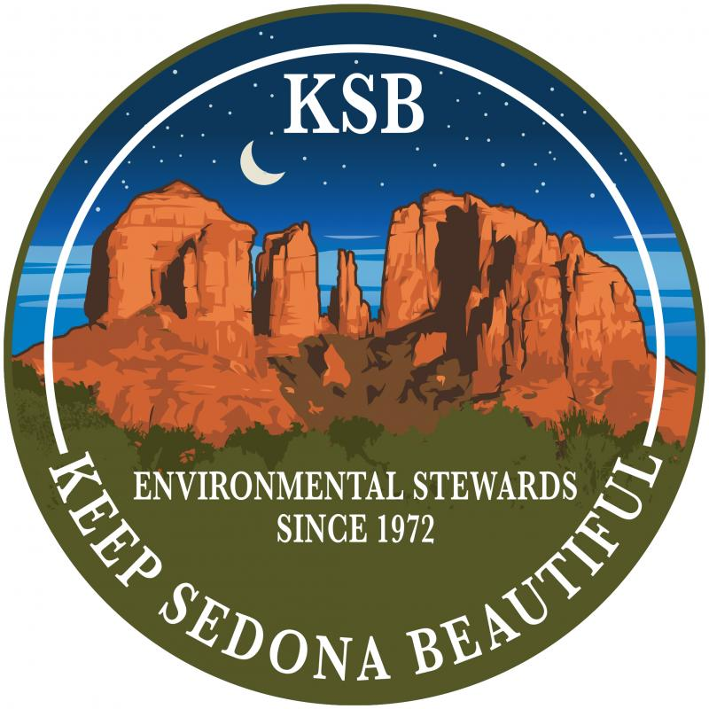 Keep Sedona Beautiful Logo