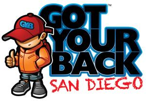 American Relief Organization - Got Your Back San Diego Logo