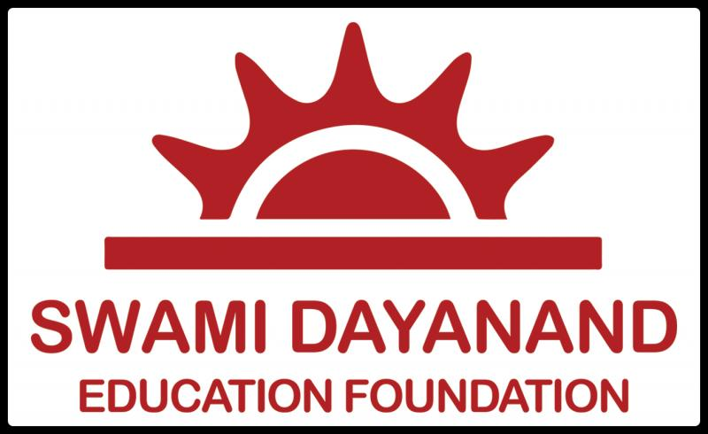 Swami Dayanand Educational Foundation Logo