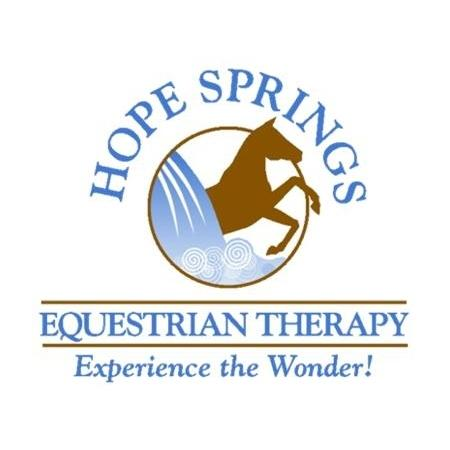 Hope Springs Equestrian Therapy Inc Logo