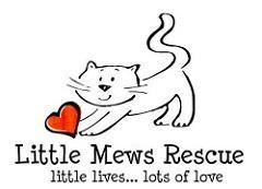 Little Mews Rescue Logo