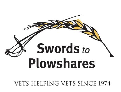 Swords to Plowshares Logo