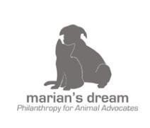 MARIAN'S DREAM: Philanthrophy for Animal Advocates (Marian Rosenthal Foundation) Logo