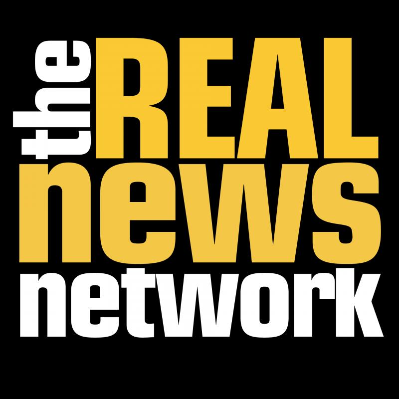 The Real News Network (Independent World Television, Inc.) Logo