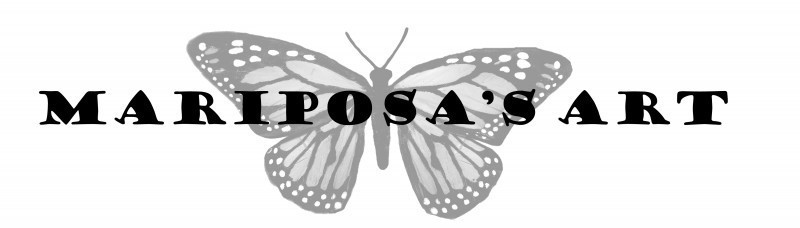 Mariposas Art Logo
