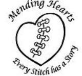 Mending Hearts Inc Logo