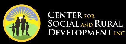 Center for Social and Rural Development Inc. Logo