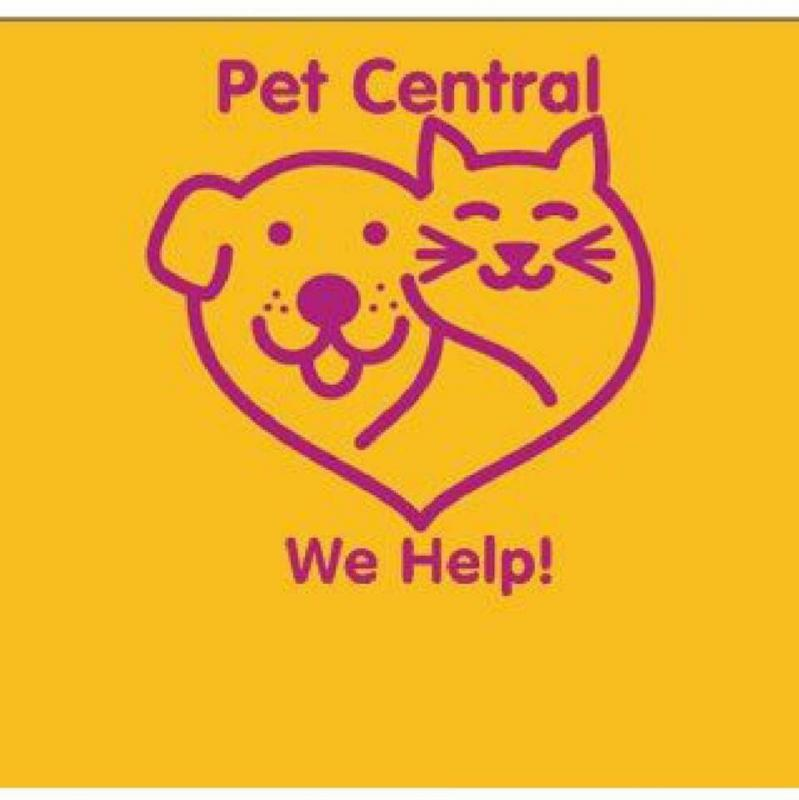 Pet Central Helps Logo