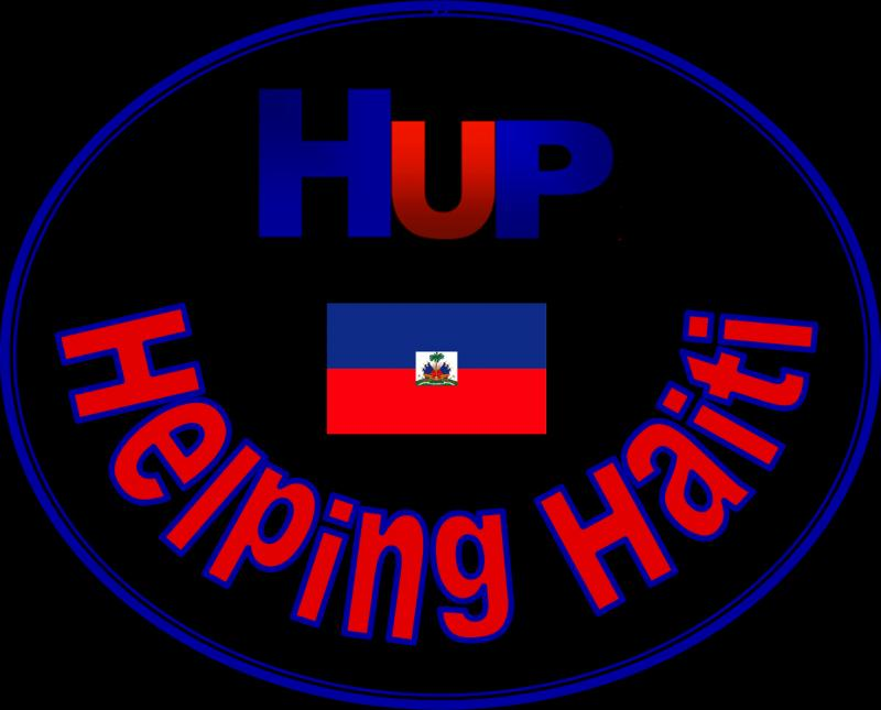 Hup Helping Haiti Foundation Logo