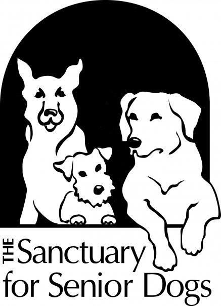 Sanctuary for Senior Dogs Logo