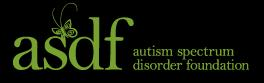 Autism Spectrum Disorder Foundation Inc Logo