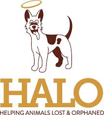 Helping Animals Lost And Orphaned - Halo Logo
