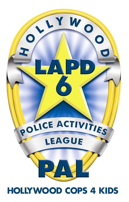 HOLLYWOOD POLICE ACTIVITIES LEAGUE Logo