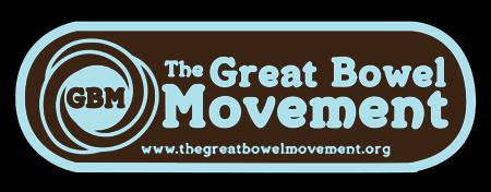 The Great Bowel Movement Logo