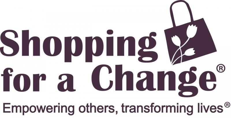 Shopping for a Change Logo